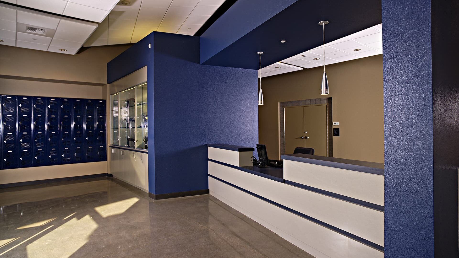fresno police training facility project detail lp consulting