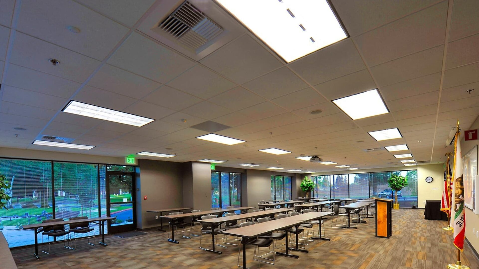 Merced Conference Rooms